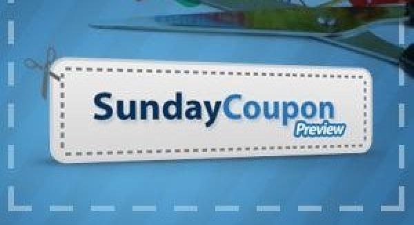 Sunday Coupons – 6/9/13