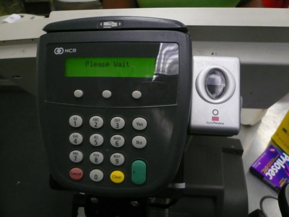 Pay For Your Groceries With Your Phone Number, or Perhaps Your Eyeball