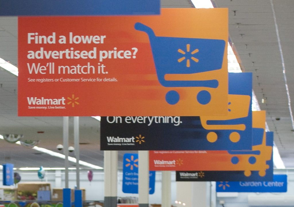 Walmart Eliminates Ad Matching, Lowers Prices in Hundreds of Stores