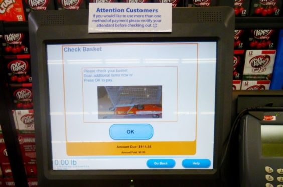 Angry Walmart Shopper Destroys Self-Checkout Machine - Coupons in ...