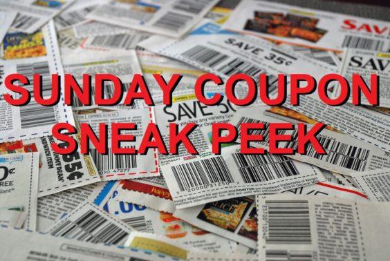 Sunday Coupons – 11/2/14