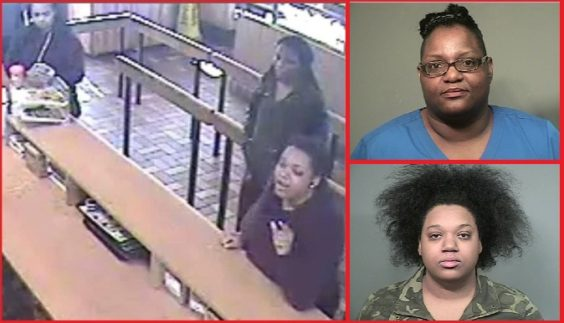 Two Charged in Burger King Coupon Brawl