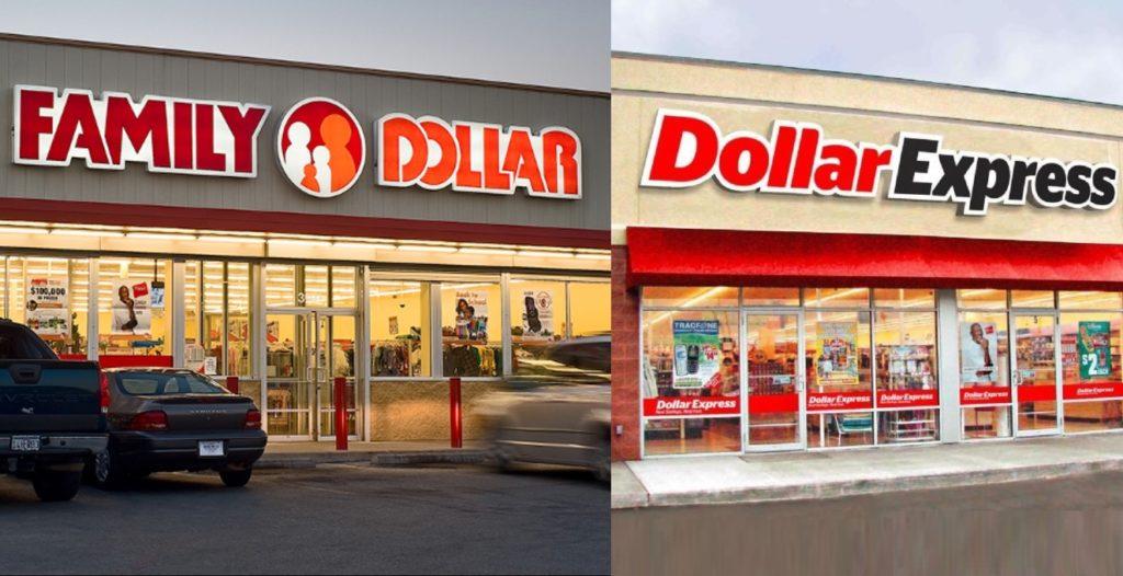 Family Dollar (Briefly) Sues Dollar Express