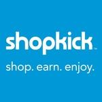 Shopkick button