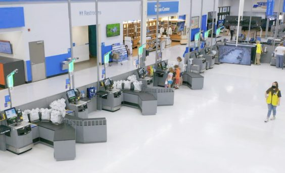 Here's a Peek at the Walmart of the Future
